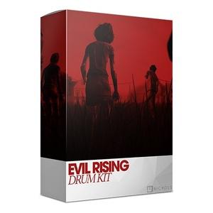 Official mjNichols - Evil Rising Drum Kit