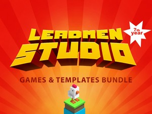LeadmenStudio - Construct 2 Bundle
