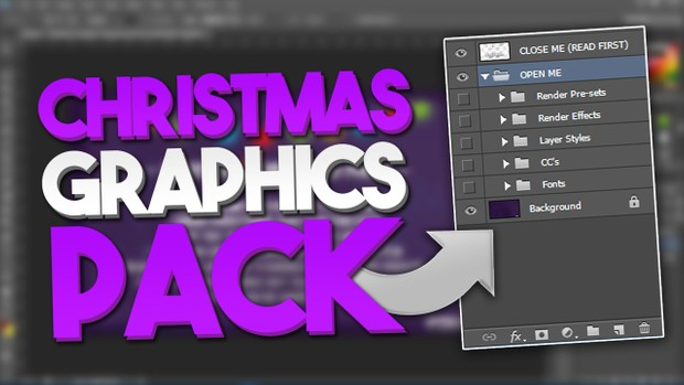 Christmas Graphics Pack!