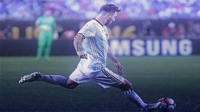 Messi Wallpaper Copa America Centenario Usa 2016
