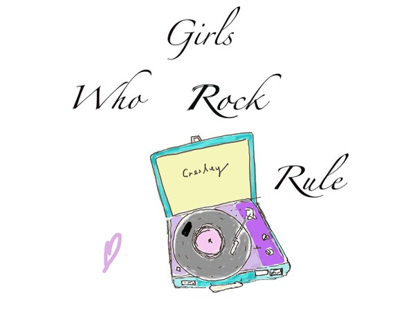 Girls Who Rock Rule gif by Ashley Rice