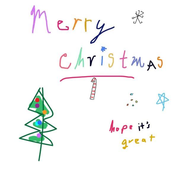 merry xmas ecard/gif