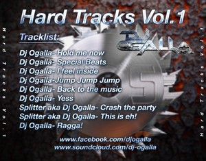 Dj Ogalla- Hard Tracks Vol.1