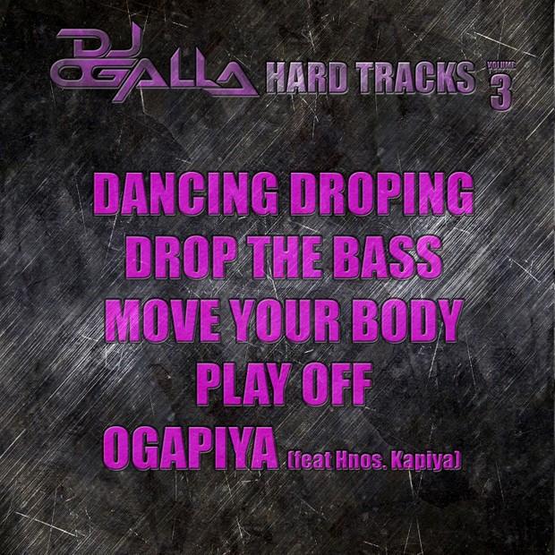 Dj Ogalla presents Hard Tracks Vol.3