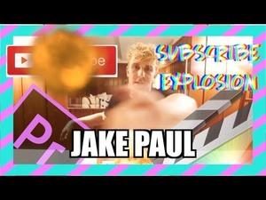 Adobe Premier, Sony Vegas, iMovie - Jake Paul Subscribe Explosion Download - Final Cut Pro