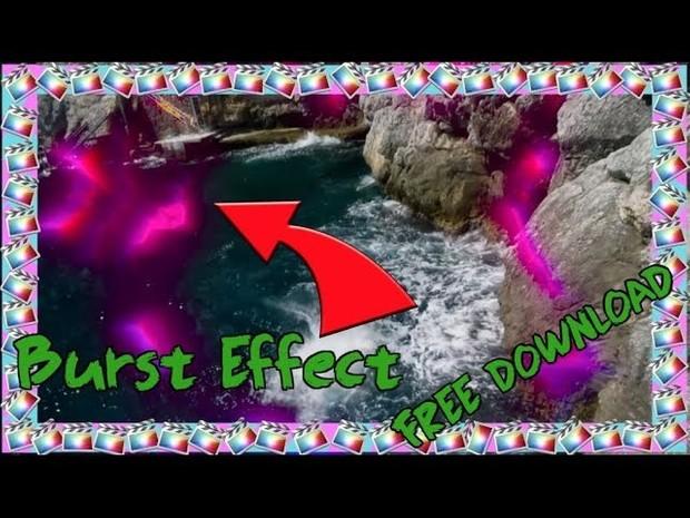 Earthquake Burst Effect - Final Cut Pro