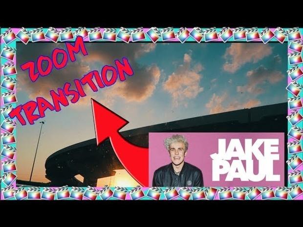 JAKE PAUL | CRAZY ZOOM IN Transition | FREE DOWNLOADS | Final Cut Pro