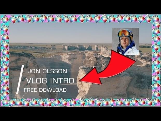Jon Olsson VLOG TITLE download -- Edit Like Jon Olsson - Final Cut Pro