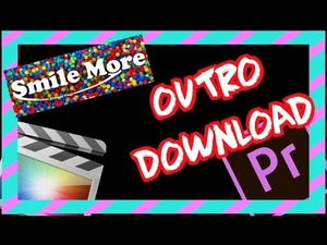 AWESOME Roman Atwood Vlogs OUTRO Download - Final Cut Pro & Adobe Premiere