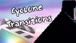 Cyclone Transitions - FREE PLUGIN - Final Cut Pro X