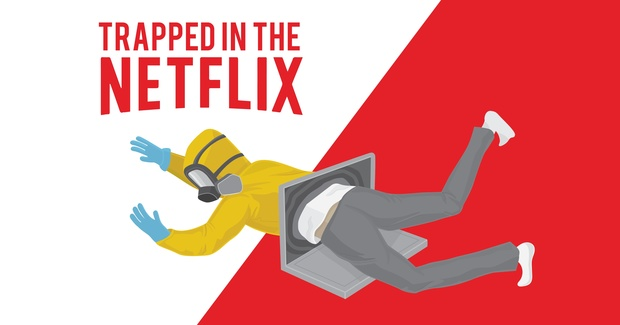 Trapped in the Netflix (Full HD)