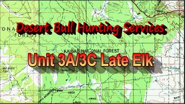 Unit 3A/3C Late General Elk