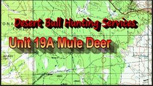 Unit 19A Mule Deer
