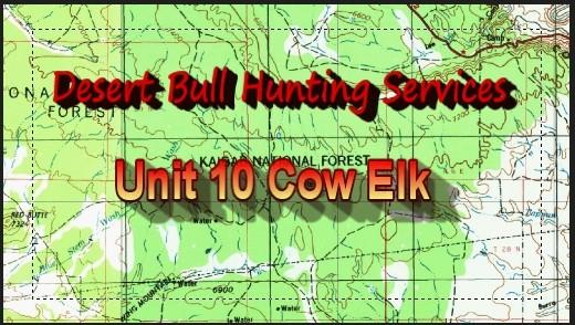 Unit 10 Cow Elk