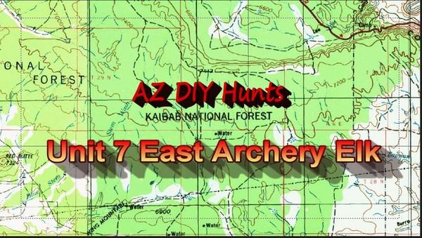 Unit 7 East Archery Elk