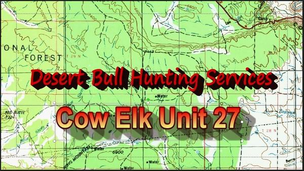 Unit 27 Cow Elk