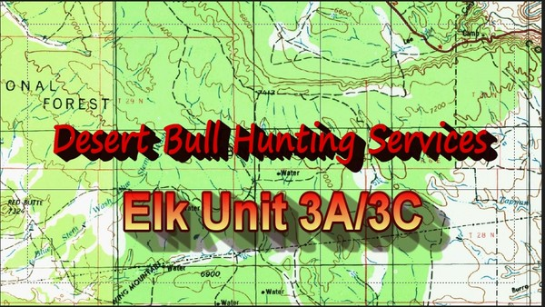 Unit 3A / 3C Early Rifle -Archery Elk