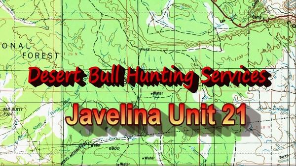 Unit 21 Javelina