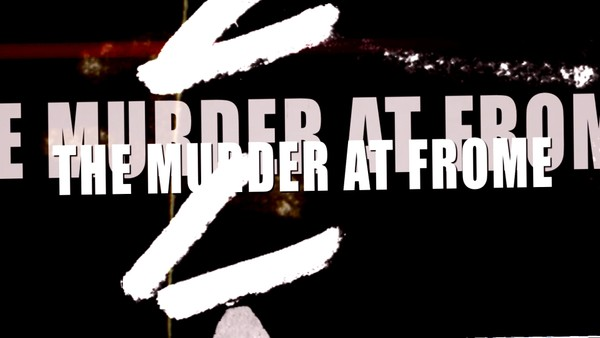 The murder from Frome - Retro Slides (Template SvPro13)
