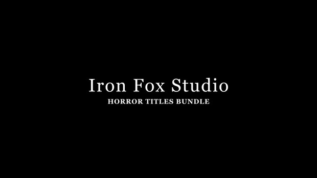 Horror Trailer Bundle