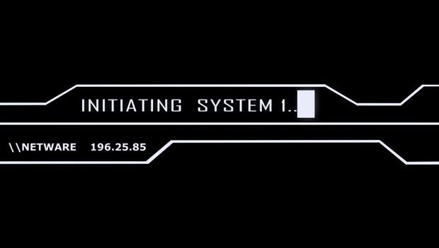[4K] Sci Fi Loading Screen Intro Template