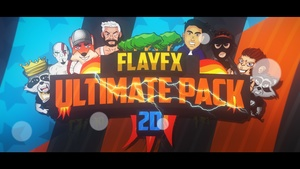 FlayFX Ultimate 2D Pack!