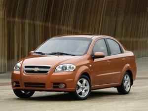 Chevrolet Aveo - Pontiac WAVE 2007 to 2010 service manual