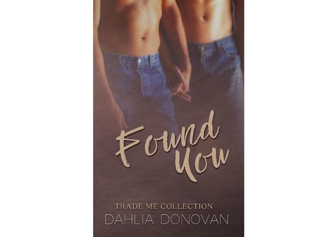 Found You by Dahlia Donovan Epub
