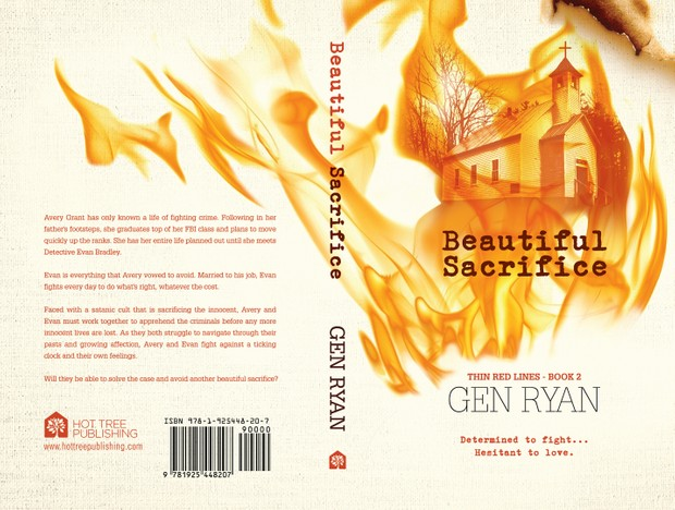 MOBI Beautiful Sacrifice by Gen Ryan