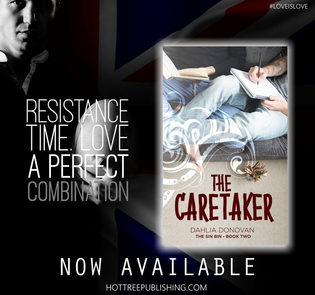 PDF The Caretaker by Dahlia Donovan
