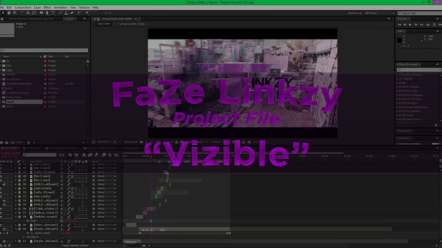 Faze Linkzy Visible Project File L7 Hyde