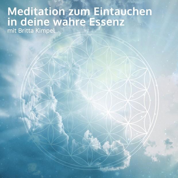 Meditation zum Eintauchen in deine wahre Essenz