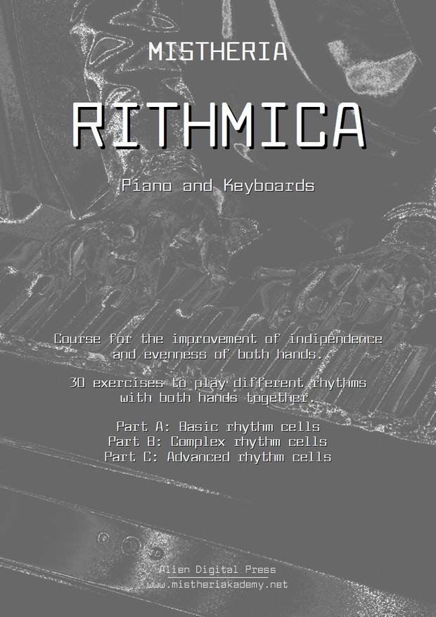RITHMICA - Method for Piano/Keyboard players (ADD-ON MEDIA)