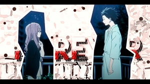 A Silent Voice - Forever (Project File)
