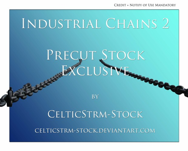 Industrial Chains PNG Sheet 2