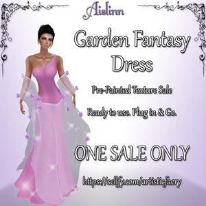 Garden Fantasy Dress