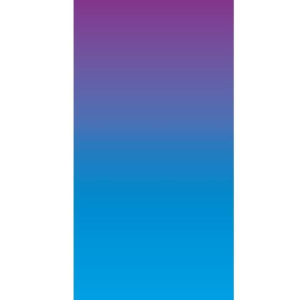 Purple Blue Gradient Wallpaper