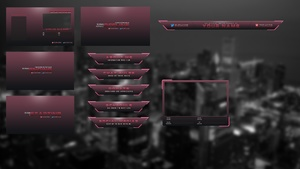 Twitch Package - Customisable for anyone!