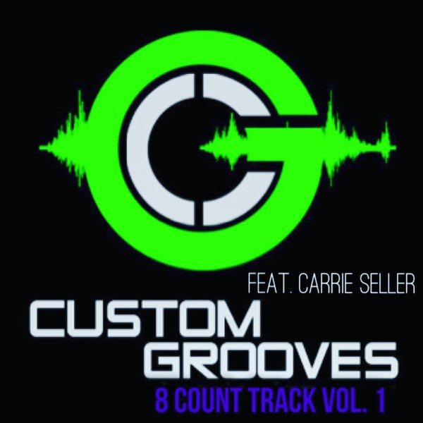 CUSTOM GROOVES 8 COUNT TRACK VOL. 1