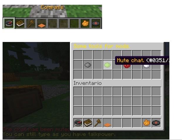 ModItems (Moderador Mode) HCF