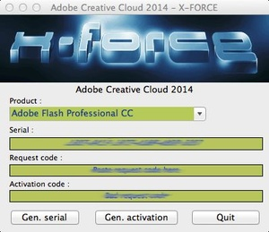 SERIALS ADOBE CC MAC