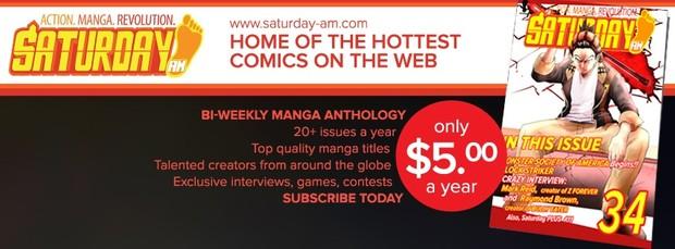 Saturday AM #34 (includes Saturday PLUS #12)