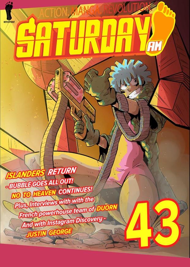 Saturday AM #43