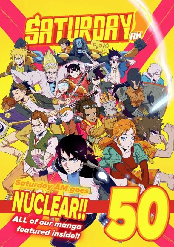 Saturday AM #50 (PREMIUM Edition)