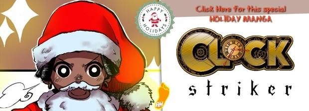 Saturday AM presents: CLOCK STRIKER Christmas Special