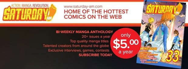 Saturday AM #33 (includes Saturday PLUS #10)
