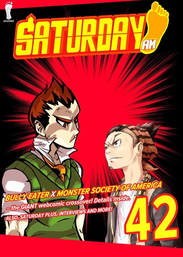Saturday AM #42 (includes Saturday PLUS #16)