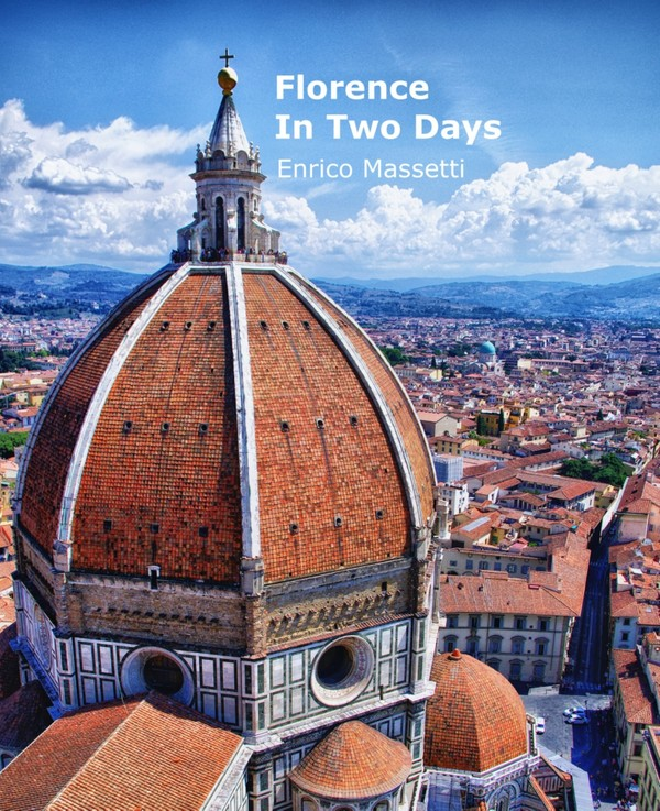Florence in two days - e-book MOBI