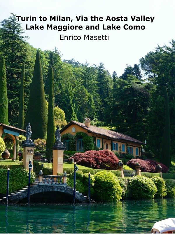 Turin to Milan - epub