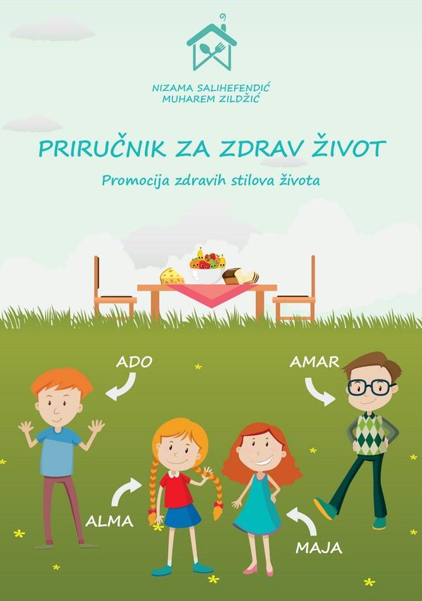 Priručnik za zdrav život - Drugo dopunjeno izdanje